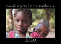 Kalender 2020 Social Projects for The Gambia e.V.